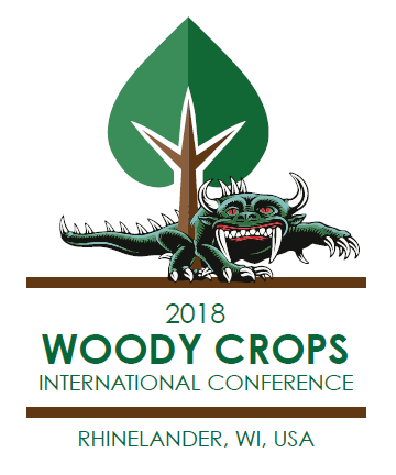 2018 Woody Crops Conference Logo